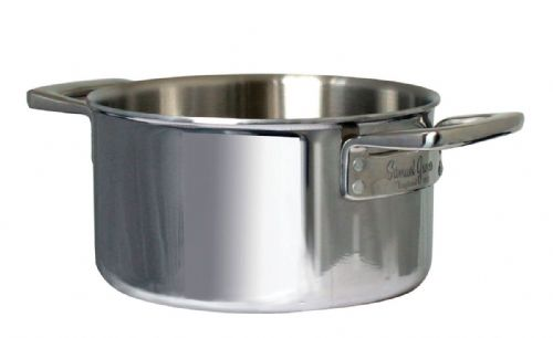 Samuel Groves Tri-Ply Stainless Steel Casserole Pan